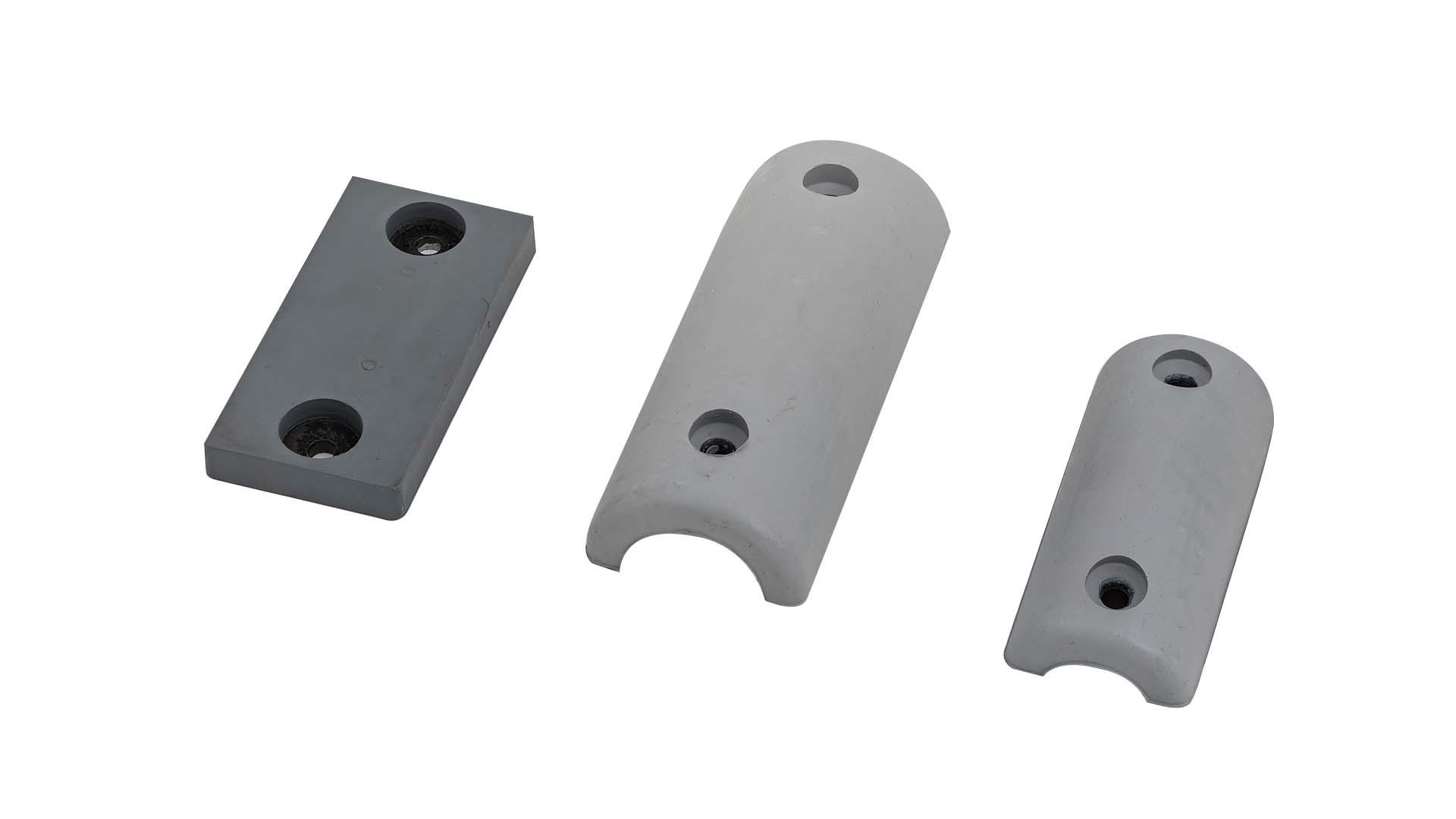 Rubber Floor Protectors Rebound Products Inc