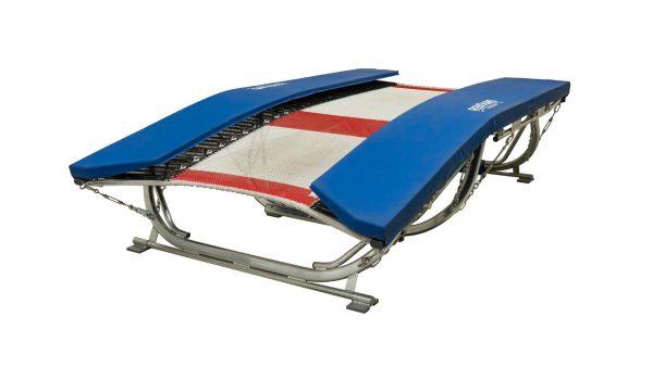 double-mini-trampoline