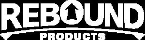 rebound logo white