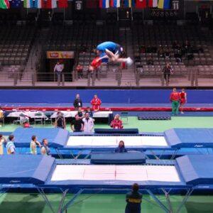 Gymnastic Club Trampoline