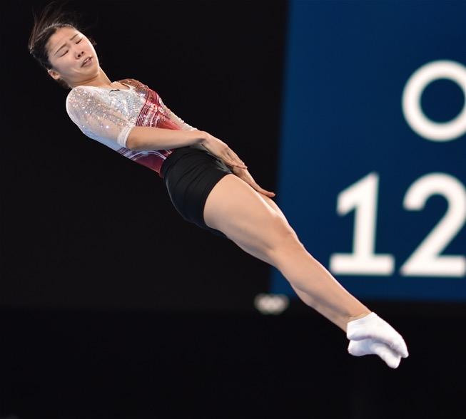 Trampoline Gymnastics Tokyo 2020 - 1