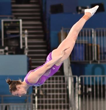 Trampoline Gymnastics Tokyo 2020 - 12