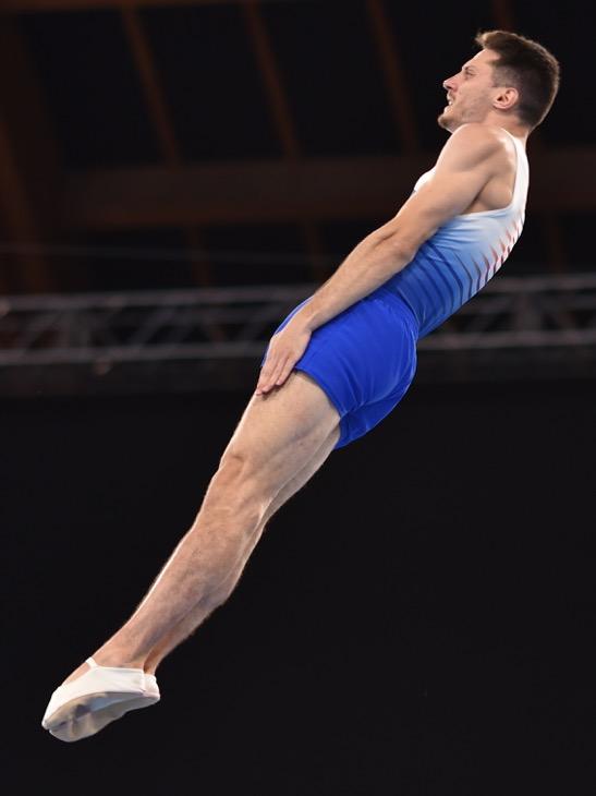 Trampoline Gymnastics Tokyo 2020 - 8