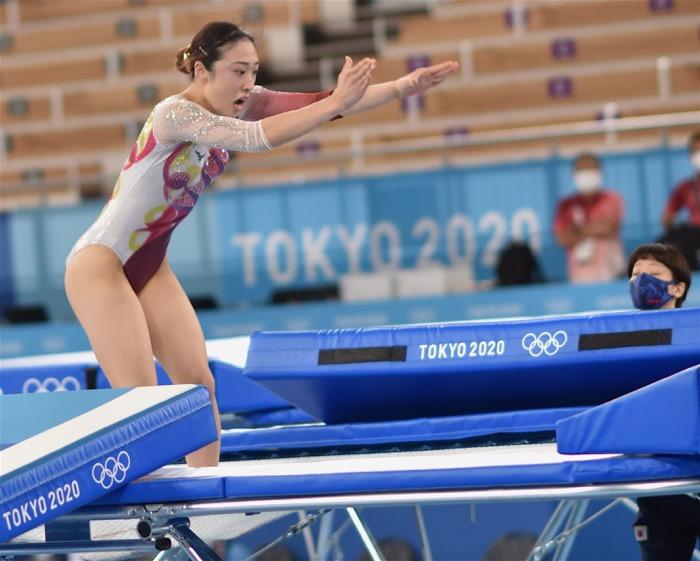 Trampoline Gymnastics Tokyo 2020